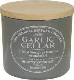 Garlic Cellar (Large) in Terracotta