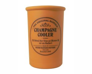 Champagne Cooler in Terracotta