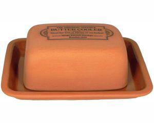 Original Suffolk Collection - Butter Cooler - Terracotta - Made in England