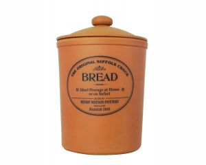 Bread Crock in Terracotta
