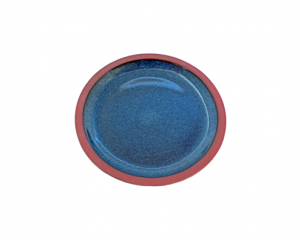 18cm Plate Ocean Blue