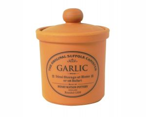 Garlic Cellar (Small) in Terracotta