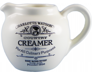 Charlotte Watson Cream Creamer Jug