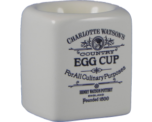 Charlotte Watson Cream Egg Cup