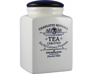 Charlotte Watson Cream Tea Storage Jar (Large)