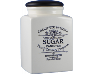 Charlotte Watson Cream Sugar Storage Jar (Large)