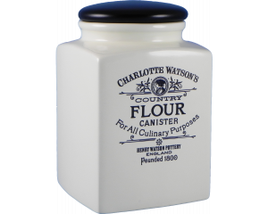 Charlotte Watson Cream Flour Storage Jar (Large)