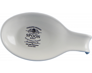 Spoon Rest in Charlotte Watson Cream