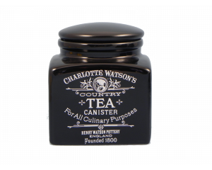 Charlotte Watson Black Tea Storage Jar