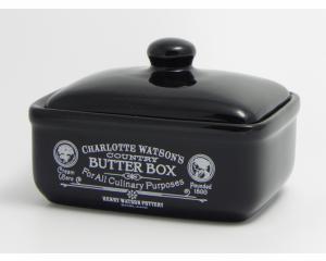 Charlotte Watson Black Butter Box