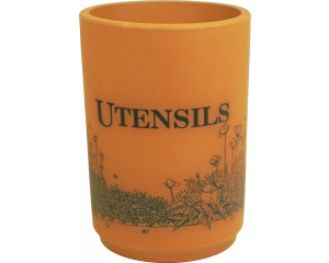 Garden - Utensil Holder - Terracotta - Made in England - 11cm x 15cm
