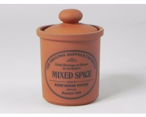 Herb/Spice Jar in Terracotta - Mixed Spice