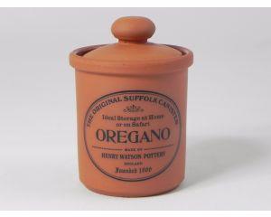 Herb/Spice Jar in Terracotta - Oregano