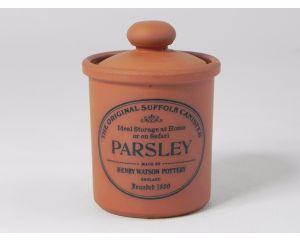 Herb/Spice Jar in Terracotta - Parsley