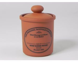 Herb/Spice Jar in Terracotta - Untitled