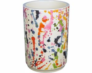 Utensil Jar in Terracotta