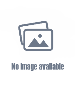 Large Straight Sided Serving Bowl Ocean Blue