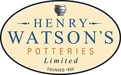 Henry Watson's Potteries logo